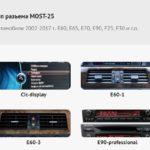 MOST-USB-адаптер SKIF BMW